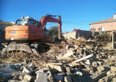 Demolición Cebaderos